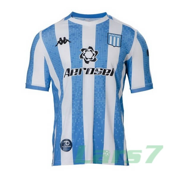 Equipacion 1ª Racing Club 2020 2021