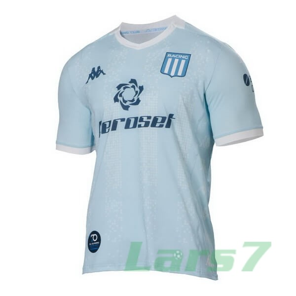 Equipacion 3ª Racing Club 2020 2021