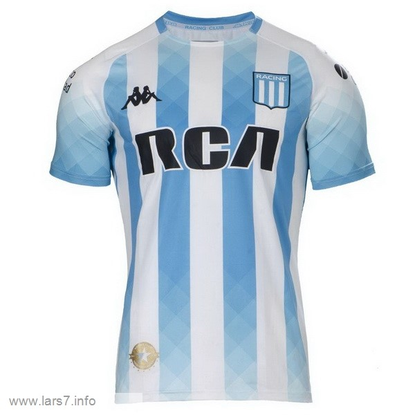 Equipacion 1ª Racing Club 2019 2020