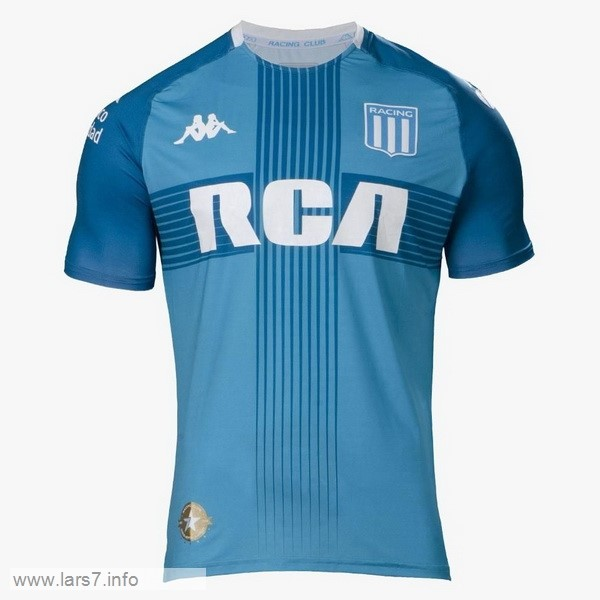 Equipacion 3ª Racing Club 2019 2020
